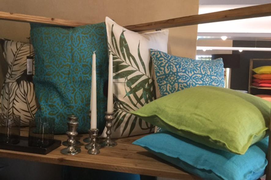 wohntextilien. Black Bedroom Furniture Sets. Home Design Ideas